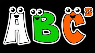 """Halloween ABCs"" - ABC Alphabet Song, Kids Learning Video, Toddler Nursery Rhymes"