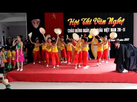 Lop 3B Trung Vuong Quang Tri 20 thang 11