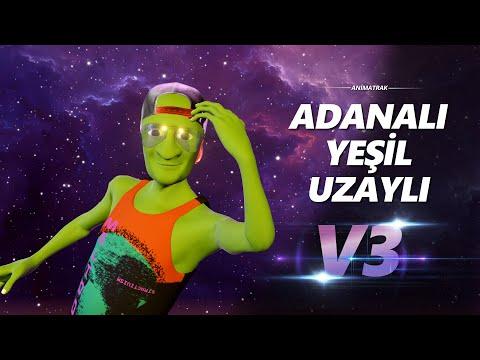 Animatrak - Green Alien Dance V3 (2020)