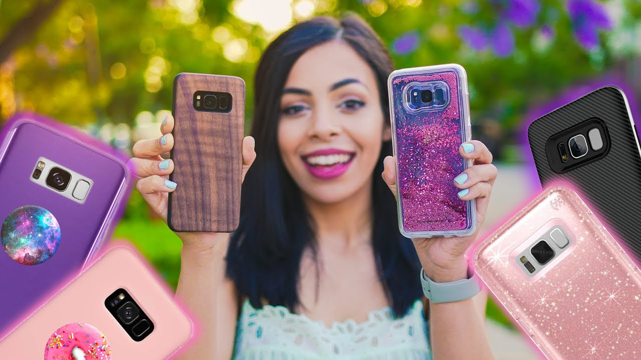 premium selection bac23 4b8de Best Samsung Galaxy S8 Cases! - YouTube