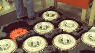 Chrysler Front Wheel and Rear Wheel Drive Torque Converters Production