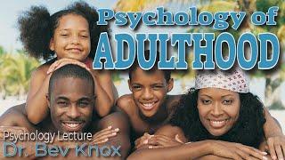 Psychology of Adulthood