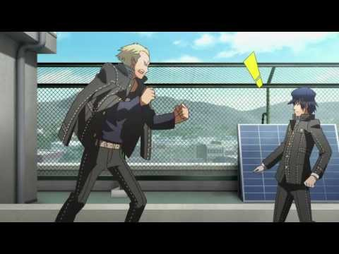 Persona 4 The Animation - Enter the damn pageant!!