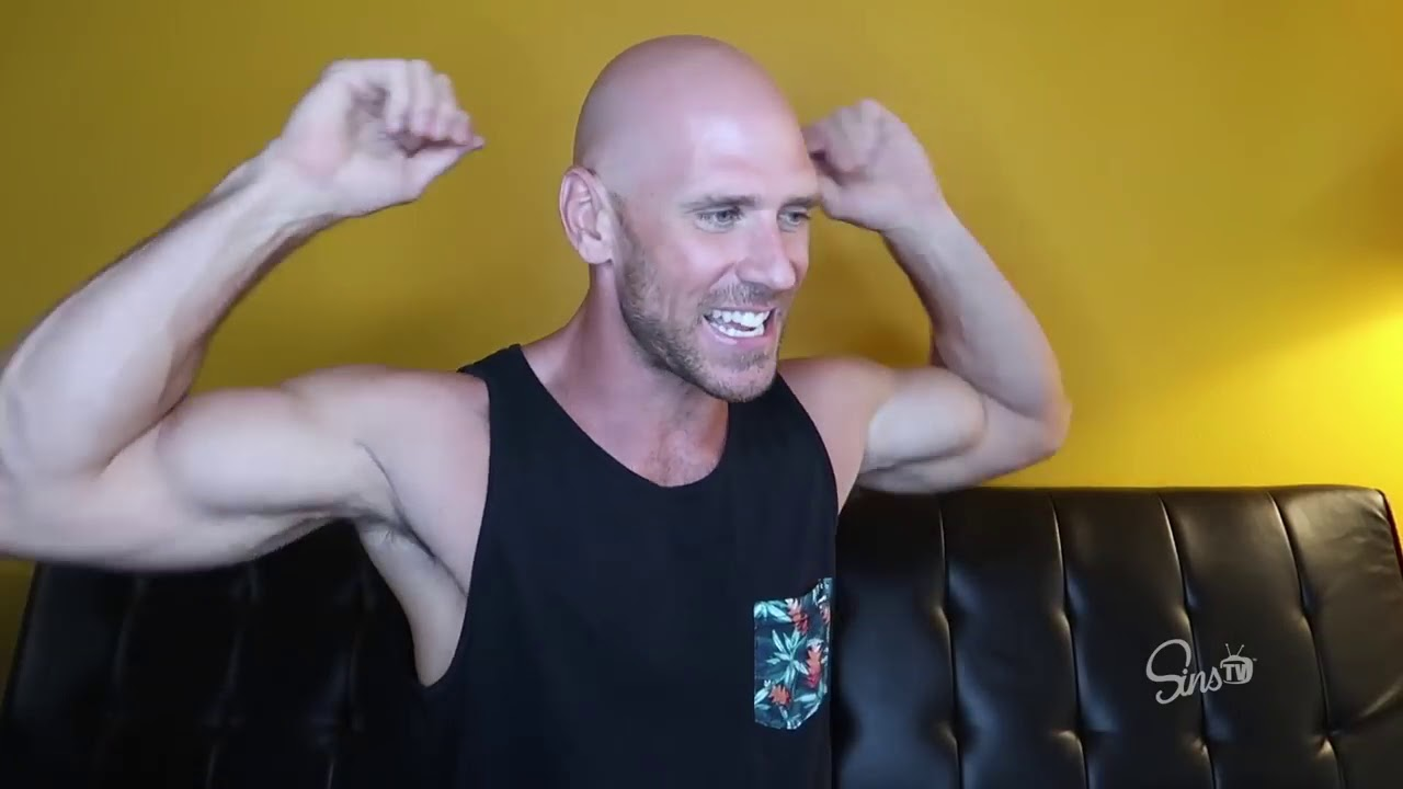 Join Johnny sins shows huge cock can