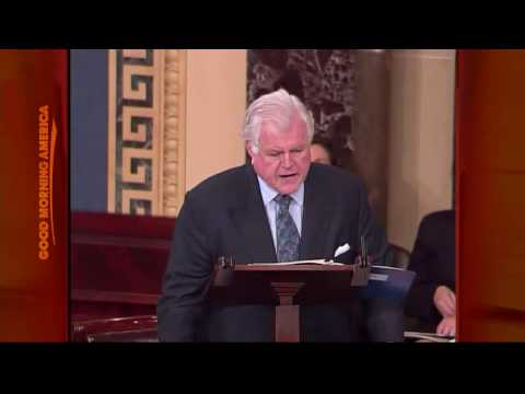 Health Care: Sen. Ted Kennedy's Battle Cry