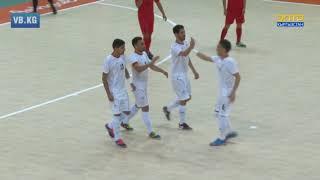 Итоги выступления сборной Кыргызстана по футзалу на Азиатских играх в Ашхабаде-2017