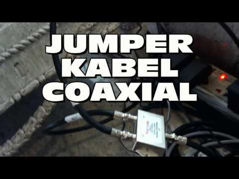 cara Jumper kabel COAXIAL / way coaxial cable Jumper thumbnail