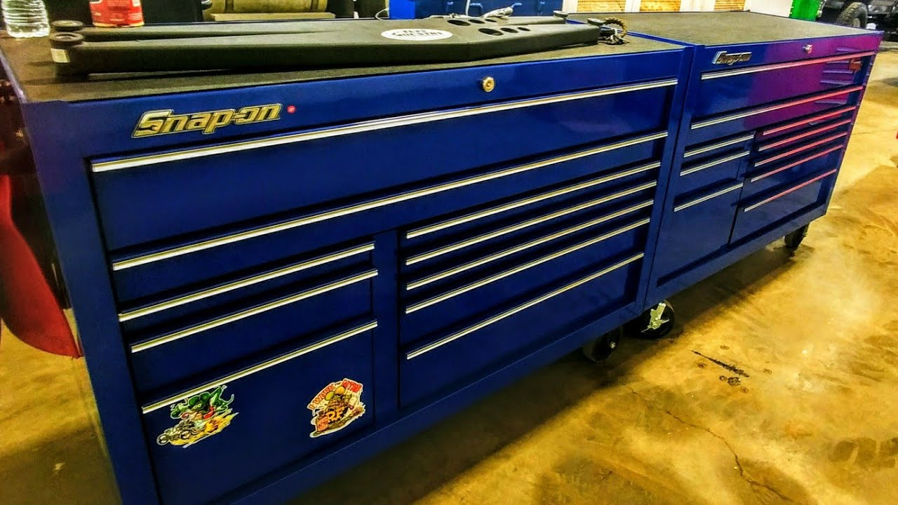 Big Tool Box >> Snap On Tools Mr Big Tool Box