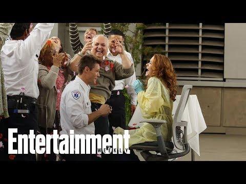 'Grey's Anatomy' Justin Bruening Returning As April Kepner's Ex   Flash  Entertainment Weekly