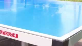 Теннисный стол Sundays S500 видео(Поверхность всепогодного теннисного стола Sundays S500 изготовлена из алюминиевых композитных панелей, окантов..., 2015-08-20T14:25:01.000Z)
