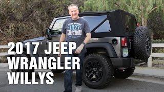 Jeep Wrangler Willys Wheeler Edition 2014 Videos