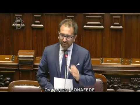 Alfonso Bonafede per fare chiarezza sulle polemiche sollevate oggi dalle opposizioni.