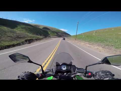 Altamont Pass Road