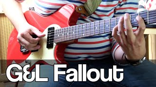 G&L Fallout | Tribute Series | review demo