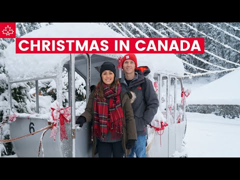 How is Christmas in Canada?