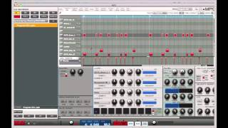 MPD218 Software Review