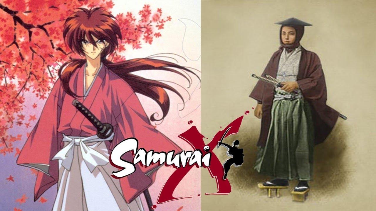 Kawakami Gensai el Kenshin Himura de la vida real - YouTube