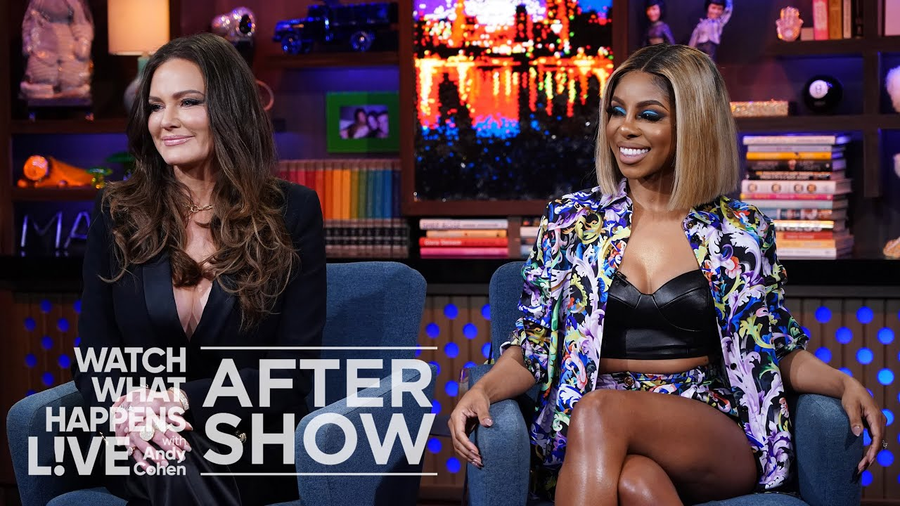 Brooks Marks Isn't Obligated to 'Come Out' Says Meredith Marks | WWHL