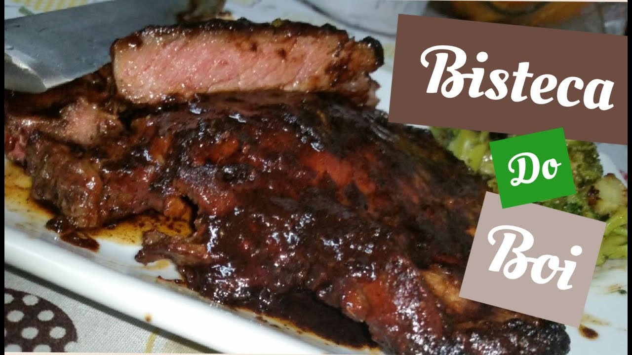Receita - Bisteca Do Boi | Alexandre Lousada - YouTube