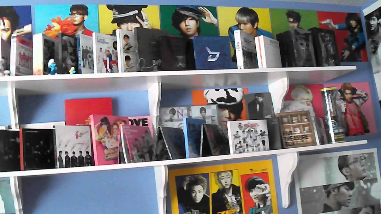 How I Store My Kpop Albums Update Youtube