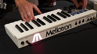 Mellotron M4000D, Mini & Micro product review - Markus Resch