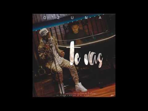 Ozuna - Te Vas Reggaeton Version Prod. Raimusik & Wjavieer