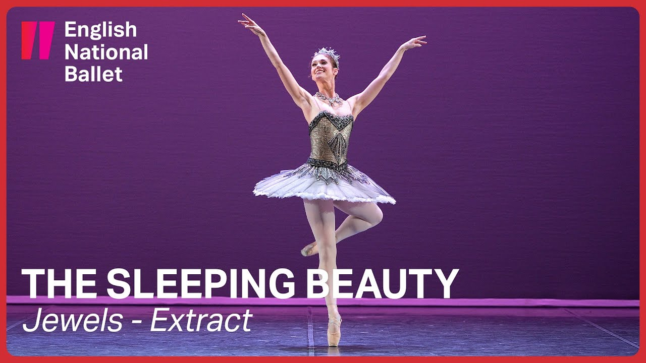 The Sleeping Beauty: Jewels (extract) | English National Ballet