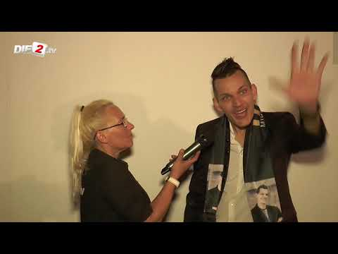 Interview mit Mike van Hyke in Düsseldorf