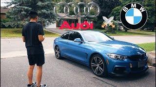 BMW 440i vs Audi S4? Did I make the wrong decision?