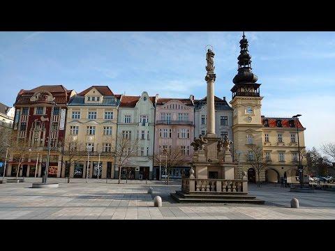 Czech Republic: Ostrava- access to the city