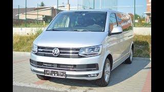 Муж выгодно женился Мы купили новый микроавтобус VW Volkswagen Caravelle T6 на 9 мест.