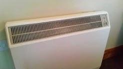 Storage heater not working.