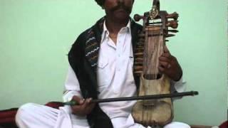 RAJASTHANI FOLK MUSICAL INSTRUMENT- SINDHI SARANGI