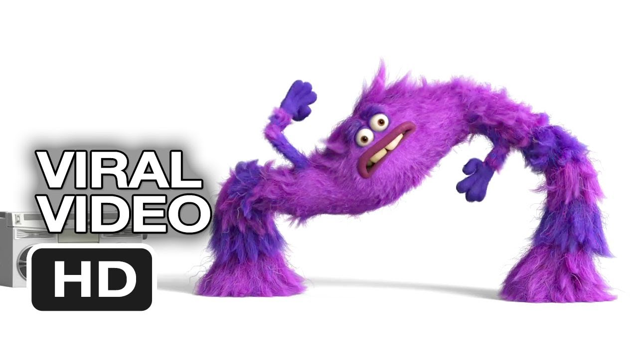 Monsters University Viral Video Performance By Art 2013 Billy Crystal Movie Hd Youtube