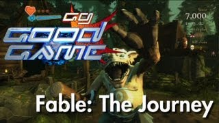 Good Game Review - Fable: The Journey - TX: 23/10/12
