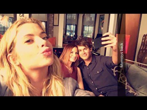 Ashley Benson  Snapchat Videos  September 14th 2016  ft  Laura Leighton