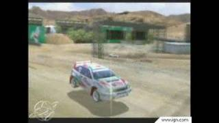 Rally Fusion: Race of Champions GameCube Gameplay - Racing