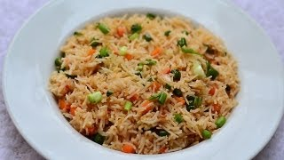 Chicken Fried Rice Recipe @ Guru