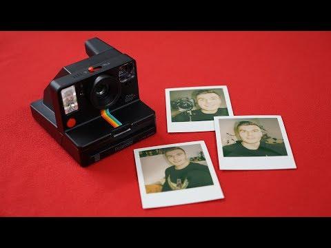 POLAROID OneStep+ Sofortbildkamera REVIEW