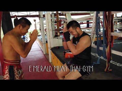 Vlog : Emerald Gym - Krabi Ao Nang - Thailand