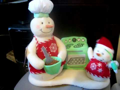 Hallmark Canada Exclusive Snow Chefs Youtube