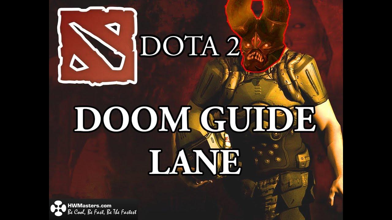 Dota 2 doom guide: smash faces with doom youtube.