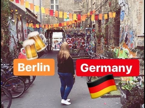 MY FIRST TIME IN BERLIN- WHAT I REALLY THINK OF IT