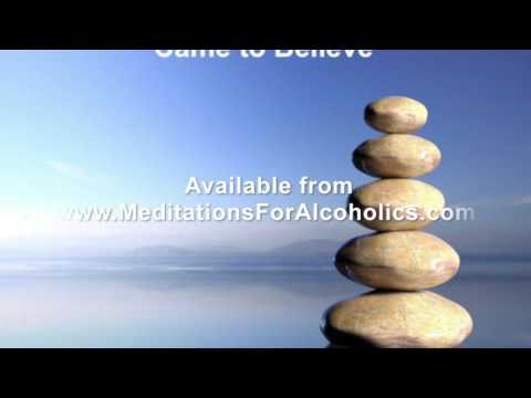 AA Inspired Step 2 Guided Meditation SAMPLE - YouTube