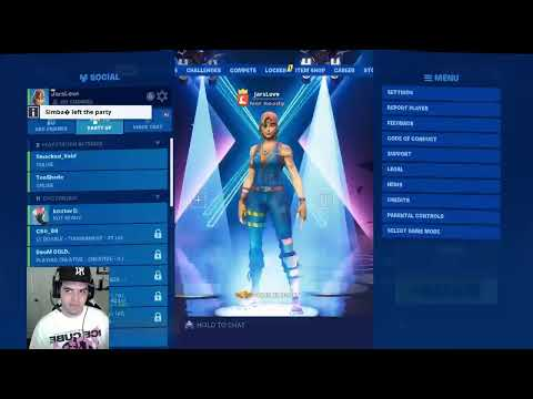 Top 1,000,000 solo player in Asia Servers // Fortnite live