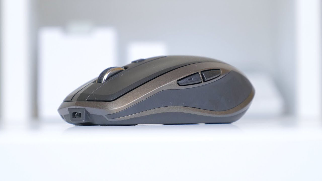 Logitech MX Anywhere 2 Mouse Review