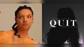 Quit A Sad Day (Mashup) FKA Twigs & Cashmere Cat Ft. Ariana Grande