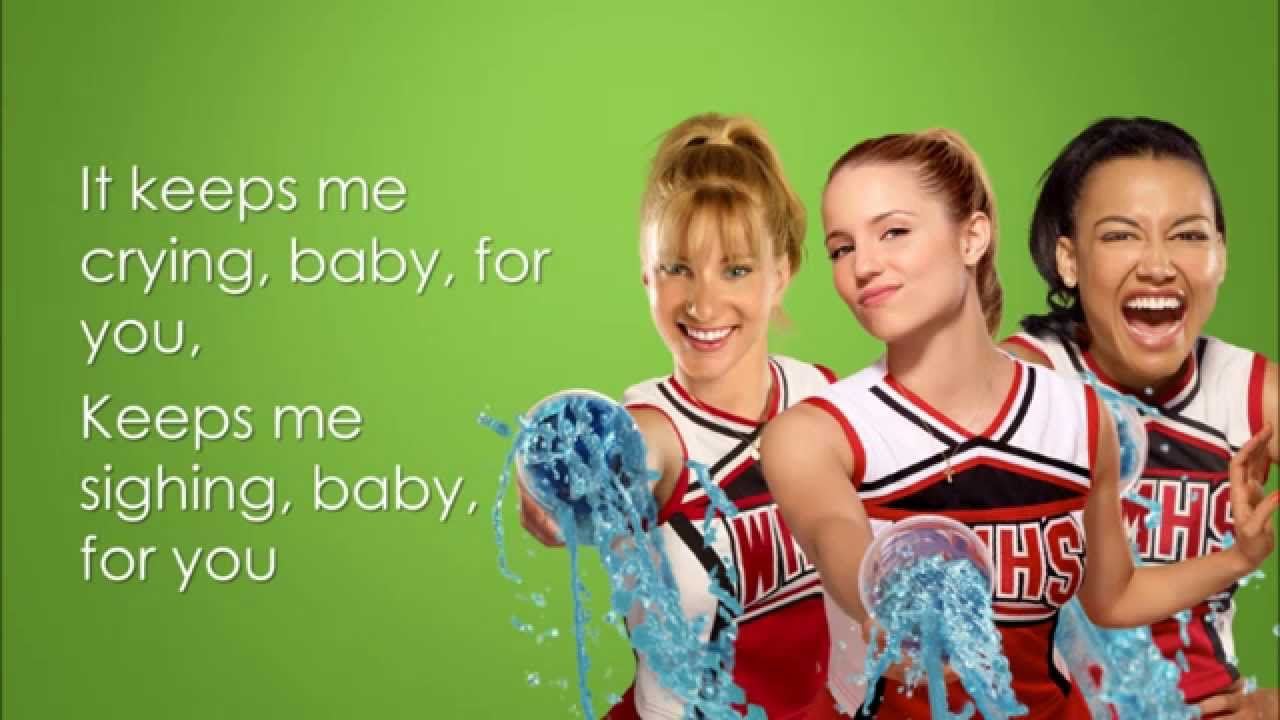 Glee Cast - Fly / I Believe I Can Fly Lyrics   MetroLyrics