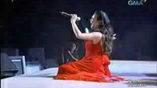 Regine Velasquez - A RISK TAKER