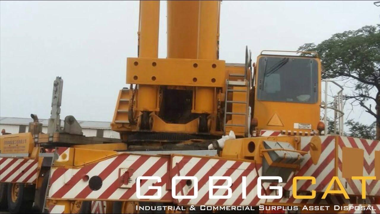 Liebherr LTM 1300 300 ton (Yr 2003) Used All Terrain Crane for sale